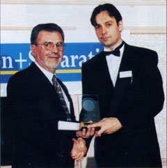 1998 Filtration Product of the Year